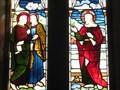 Image for St John the Evangelist Church Windows - Dorchester Road, Tolpuddle, Dorset, UK