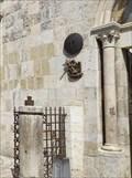 Image for Station 4: Jesus meets Mary His Mother - Via Dolorosa, Jerusalem, Israel