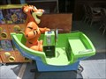Image for Tigger Boat Children's Ride - Costa Teguise, Lanzarote, Canary Isles, Spain.