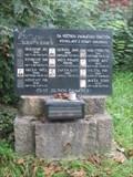 Image for Pomnik obetem 2. svetove valky - Brno, Czech Republic