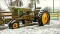Image for John Deere Model A Tractor - Addy, WA