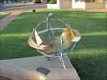 Image for Frank Lloyd Wright Sundial - Bartlesville, OK