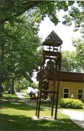 Image for St. Alphonsus Church Bell & Tower - Millwood, MO
