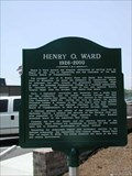 Image for Henry O. Ward 1926 -2000 - Hall Co., GA