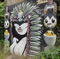Image for Shirland Lane Footbridge Graffiti - Attercliffe, UK