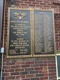 Image for WW1 Honor Roll, Lockland, OH