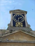 Image for Town Clock, St. Swithun's Church, Worcester, Worcestershire, England