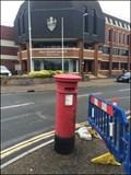 Image for Pillar Box, Maltravers Rd/Beach Rd, Littlehampton, Sussex, UK