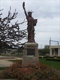 Image for Statue of Liberty Replica - Gary, IN