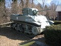 "Image for M5A1 Stuart Tank ""Delores"", Dedham Legion Post - Dedham, MA"