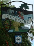 Image for Village Sign, Ickleford, Herts, UK