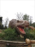 Image for Tyrannosaurus Rex, Dion Trail, Drayton Manor, Staffordshire, England, UK