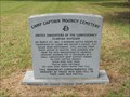 Image for Camp Captain Mooney Cemetery Monument - Jacksonville, FL
