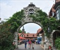 Image for Grant's Farm Bavarian Village Entrance Arch Bell Tower