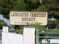 Image for Lancaster Cemetery District - Lancaster, CA