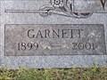Image for 101 - Garnett Weber - Wichita Park Cemetery - Wichita, KS