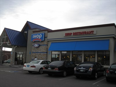 Ihop Stetson Hills Blvd Colorado Springs Co Restaurants On Waymarking