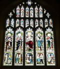 Image for Stained Glass Windows, St Mary - Pakenham, Suffolk