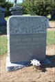 Image for Oscar Larue McGuire - Lane Cemetery - Celeste, TX