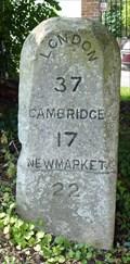 Image for Milestone - High Street, Newport, Essex, UK.