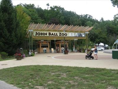 John Ball Zoo Grand Rapids Mi Zoos On Waymarking Com