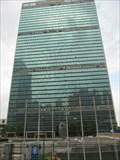 Image for Oscar Niemeyer - United Nations Headquarters - New York City, NY