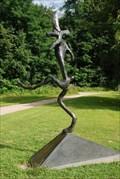"""Image for """"The Bowler"""" - Parc de Pourtalès - Strasbourg, France"""