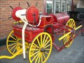 Image for Hand-pump Fire Engine - Roanoke, Va