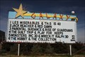 Image for Galaxy Drive-In -- Ennis TX