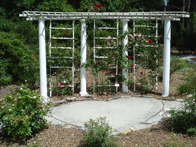The Rose Garden   Kanapaha Botanical Gardens   Gainesville, FL   Rose  Gardens On Waymarking.com