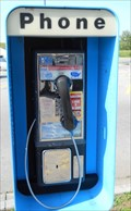 Image for Payphone at Walmart gas station - Newport, TN