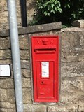 Image for Victorian Wall Post Box - Aysgarth, Yorkshire, UK