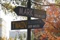 Image for Mark Twain -- The Green, Charlotte NC