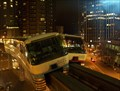 Image for Monorail Trains Clipped Each Other - Seattle, WA