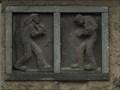 Image for Reliefs at the Wasserpförtchen in Mayen - Rheinland-Pfalz / Germany