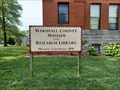 Image for Marshall County Museum and Research Library - Marysville, KS