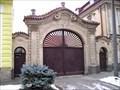 Image for Brana u byvale postovni stanice v Jenci, CZ
