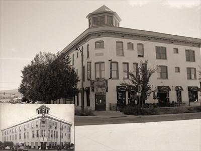 Hotel St Regis- Grand Junction CO | nrhp # 92001410