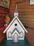 Image for Mt. Ida Methodist Church Birdhouse - Salmon Arm, BC