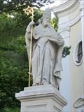 Image for St. Augustine of Hippo // sv. Augustin z Hippa - Zidlochovice, Czech Republic