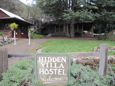 Hostel Building and Sign, Los Altos Hills, CA