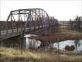 Image for Truss Bridge, Cheyenne River, Hot Springs, South Dakota