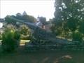 Image for Porvoo Continuation War Memorial Cannon
