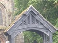 Image for World War I Lychgate Memorial - Wybunbury, Cheshire, England, UK.