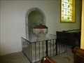 Image for Font baptismal-Champ-le-Duc-Vosges,France