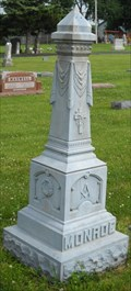 Image for J. Millard Monroe - Belton Cemetery - Belton, Mo.