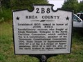 Image for RHEA COUNTY ~ 2 B 8