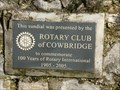 Image for Rotary International Centenial - Cowbridge, Vale of Glamorgan, Wales.