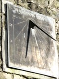 Image for Sundial - Physics Garden, Cowbridge, Vale of Glamorgan, Wales.