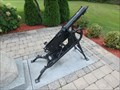Image for German MG08 Machine Gun - Hill 70 Memorial - Mountain, ON
